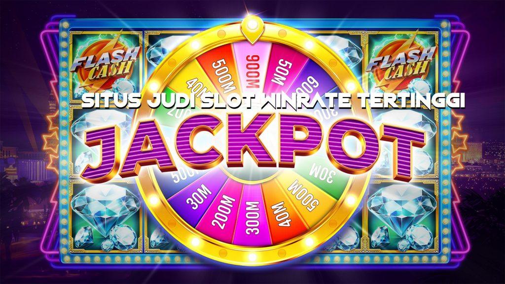 Situs Judi Slot Winrate Tertinggi